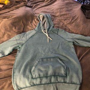 Sweaters - Blue hoodie